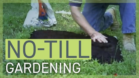 Thumbnail for entry No-Till Gardening