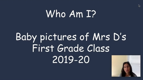 Thumbnail for entry EOY Final 2019-20 Class Video