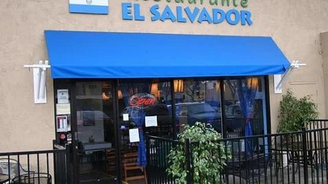 Thumbnail for entry El salvador spanish menu