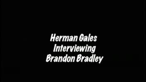 Thumbnail for entry Herman Interview