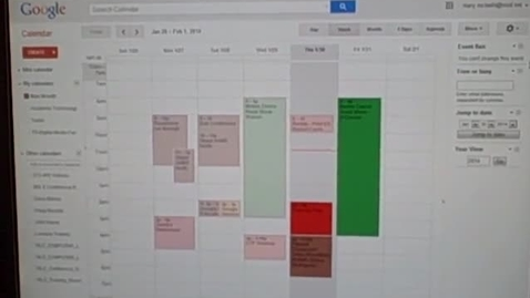 Thumbnail for entry Google Drive Using a Flip Camera