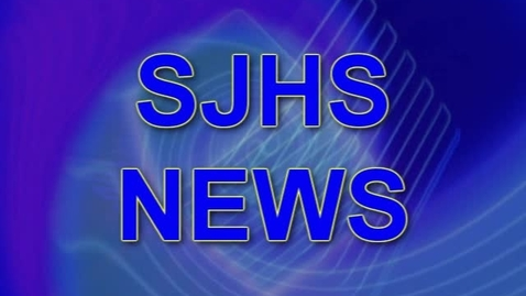 Thumbnail for entry 3-15-12 SJHS News