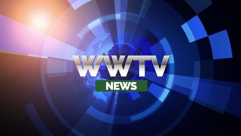 Thumbnail for entry WWTV News October 25, 2021