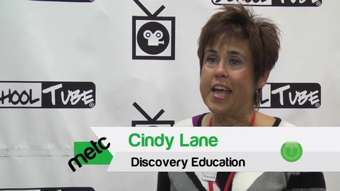 Thumbnail for entry Cindy Lane - Featured Speaker - METC 2012