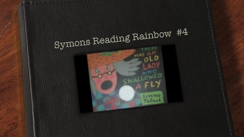 Thumbnail for entry Symons Reading Rainbow 5
