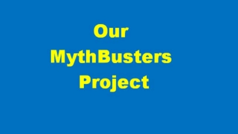 Thumbnail for entry HNMS Myth Buster Project