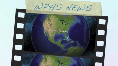 Thumbnail for entry WPHS News- April 10, 2015