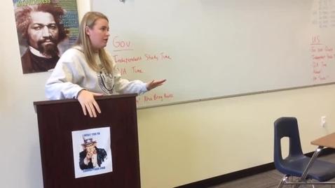 Thumbnail for entry Ladue Teacher Riley Keltner