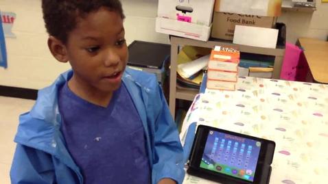 Thumbnail for entry iPad Creativity Camp: Kodable Demonstration #1
