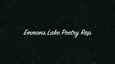 Thumbnail for entry Emmons Lake 5th Grade Poetry Rap