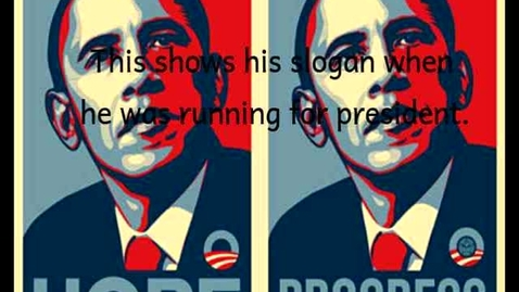 Thumbnail for entry Biography Barack Obama