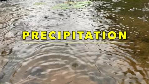 Thumbnail for entry Precipitation- Mr. Sean, Fernbank Science Center Meteorologist,  Atlanta, GA