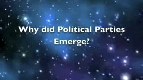 Thumbnail for entry Political Parties
