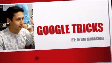 Thumbnail for entry Google Tricks DM