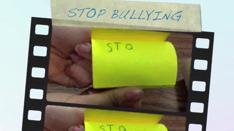Thumbnail for entry Stop Bullying!