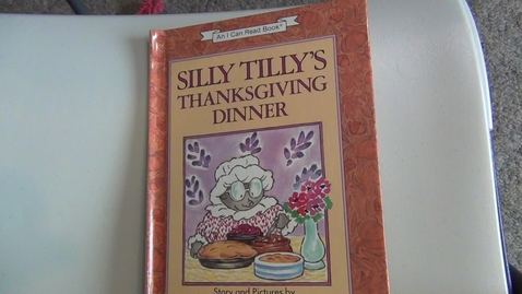 Thumbnail for entry 01 Silly Tilly's Thanksgiving Dinner by Lillian Hoban