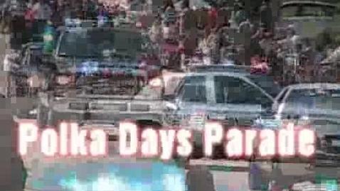 Thumbnail for entry The Pulaski Polka Days Parade | Part 1
