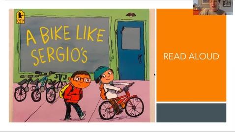 Thumbnail for entry A Bike Like Sergio's by Maribeth Boelts (Read Aloud)