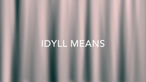 """Thumbnail for entry WordCast 2016: """"Idyll"""""""