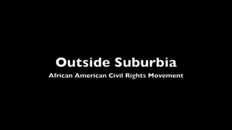 Thumbnail for entry Outside Suburbia