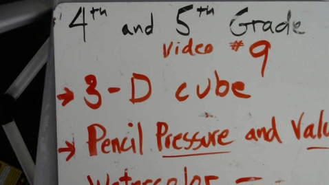 Thumbnail for entry 4th and 5th grade video # 9