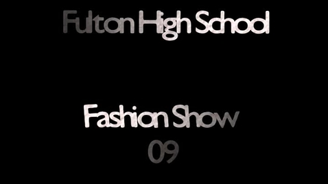 Thumbnail for entry Homecoming Fashion Show