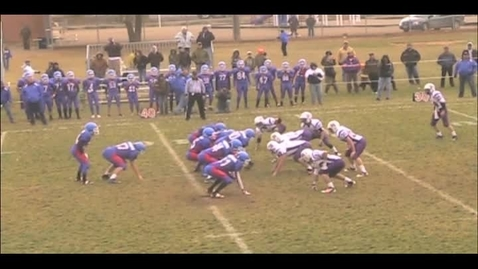 Thumbnail for entry Walsh High School Football with Norwood
