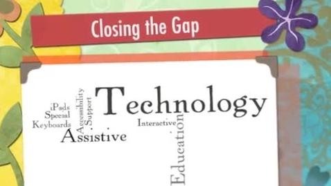 Thumbnail for entry Closing the Gap