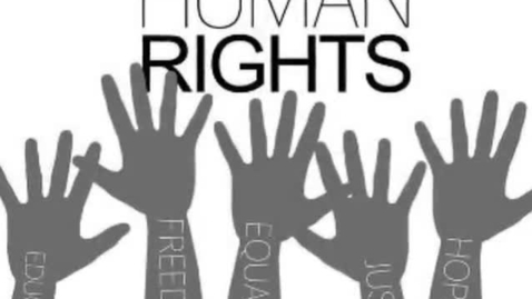 Thumbnail for entry Human Rights
