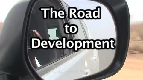 Thumbnail for entry South Sudan - The Road to Development