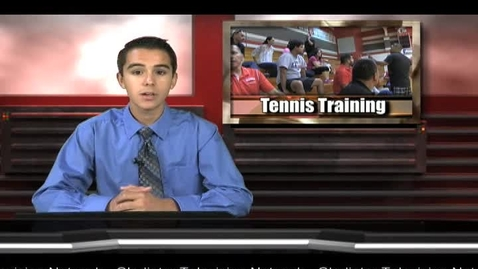 Thumbnail for entry Tennis Training