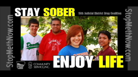 Thumbnail for entry Stay Sober Enjoy Life