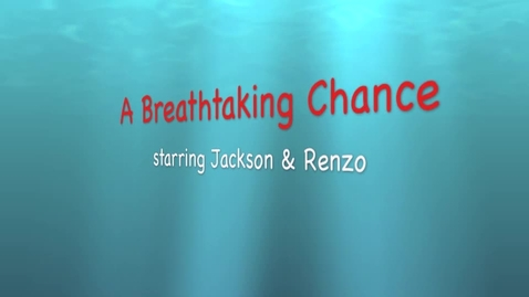 Thumbnail for entry A Breathtaking Chance