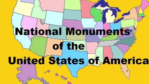 Thumbnail for entry National Monuments of the U.S.A. (2)