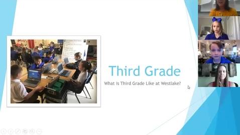 Thumbnail for entry Move Up Video for 2nd Grade