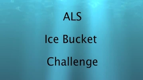 Thumbnail for entry Wister Admin Ice Bucket Challenge 2014