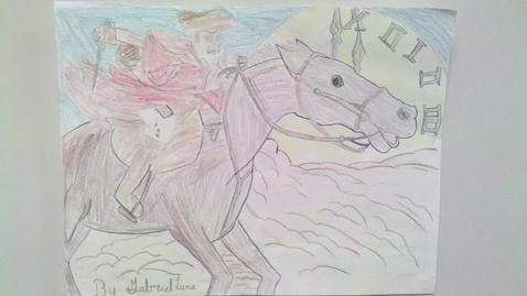 Thumbnail for entry Paul Revere's Ride (Illustrated)