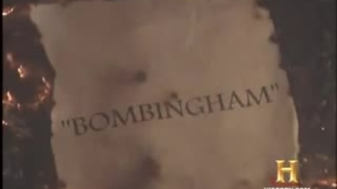 Thumbnail for entry Klan Bombing of Birmingham Church 1963