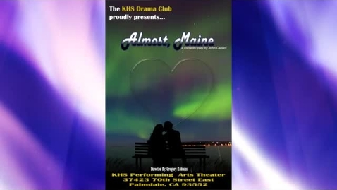 Thumbnail for entry Almost Maine Trailer 2015