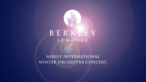 Thumbnail for entry 2014 NIS Winter Orchestra Concert