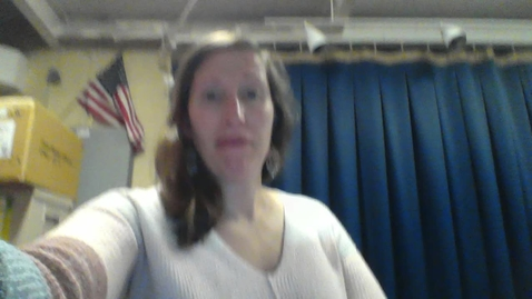 Thumbnail for entry Violin and Viola Lesson #4: Week of October 26, 2020