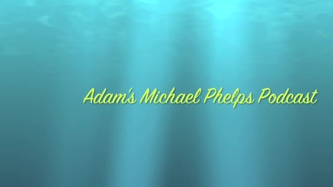 Thumbnail for entry Michael Phelps Interviews