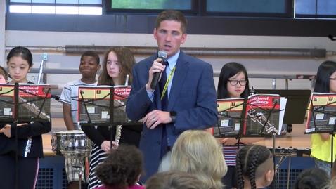 Thumbnail for entry Snug Harbor Elementary Spring Concert 2019