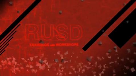 Thumbnail for entry 2015 RUSD Professional Development Day: Dr. David Hansen Keynote Speech
