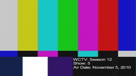 Thumbnail for entry WCTV Season 12 Show 5
