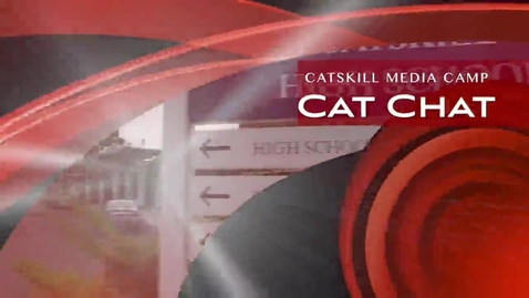 Thumbnail for entry Cat Chat July 9, 2015