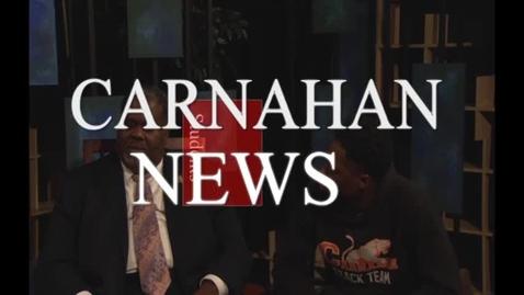 Thumbnail for entry Travis Brown Visits Carnahan News at SLPS-TV