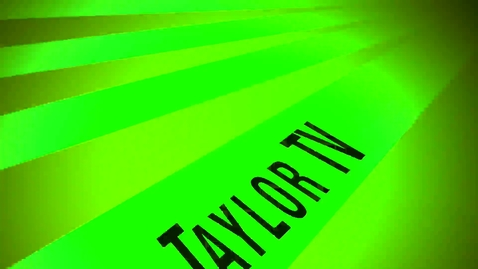 Thumbnail for entry TAYLOR TV Presents Missoula Children's Theatre Director Interview 2015