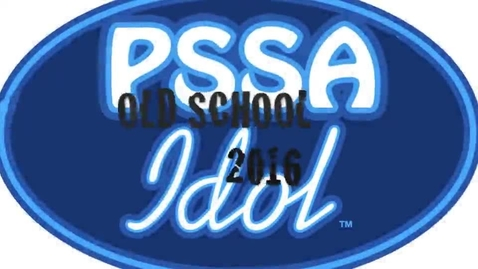 Thumbnail for entry PSSA Idol 2016