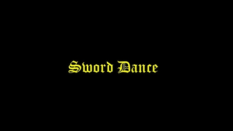 Thumbnail for entry Lost Productions Sword dance